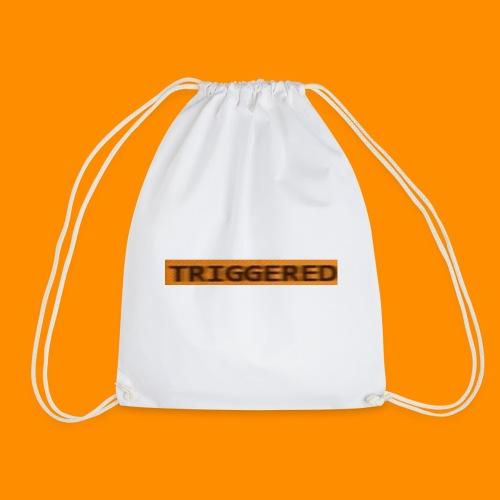 TRIGGERED - Drawstring Bag