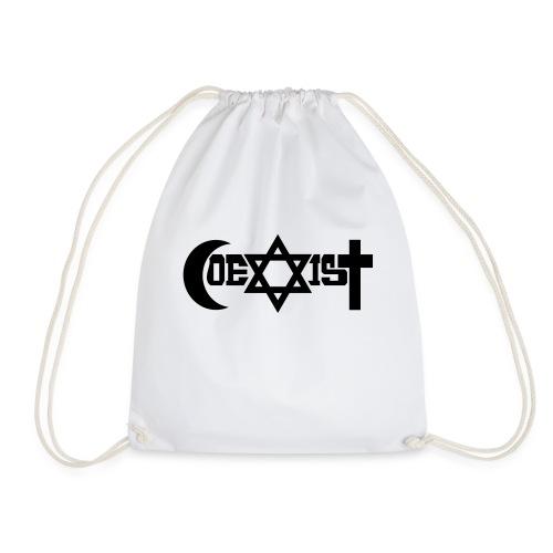 coexist - Turnbeutel