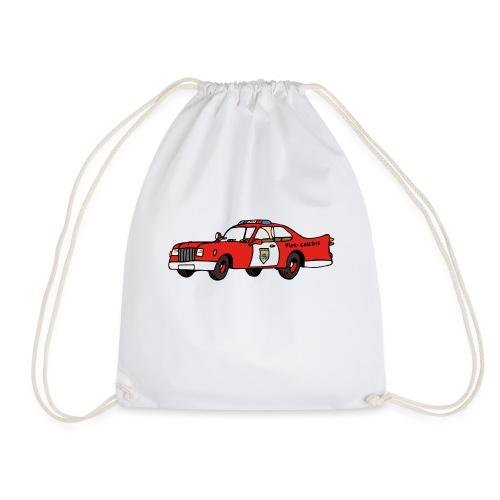 fire chief car - Turnbeutel