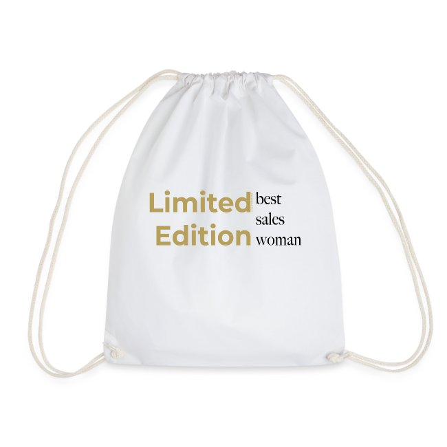 Limited Edition - best sales woman