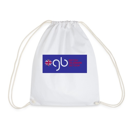improved gb tele team - Drawstring Bag