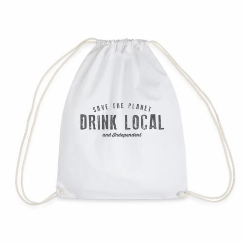 Drink Local - Drawstring Bag