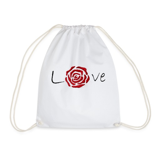 Rose-Love - Sac de sport léger