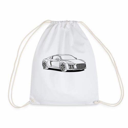 Super Car - Drawstring Bag