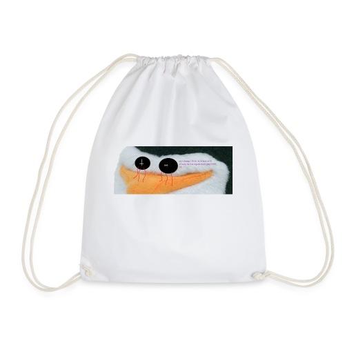 hahahahahahahahahahahahahahahahashahahhahahhaha - Drawstring Bag