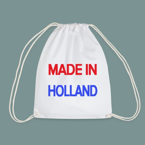 Made in Holland - Gymtas