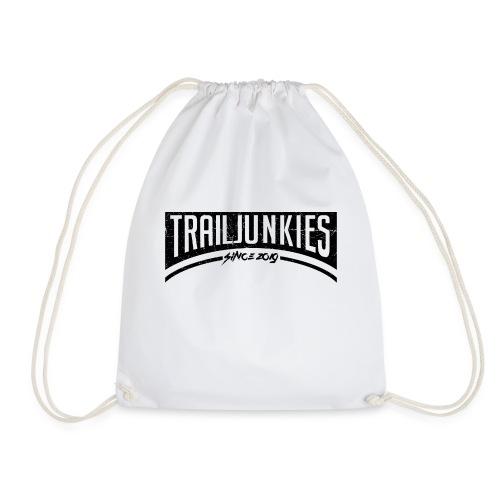 Trailjunkies2019 Black - Turnbeutel
