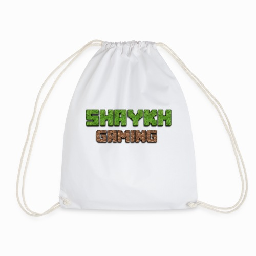 Shaykh Gaming Merch - Drawstring Bag