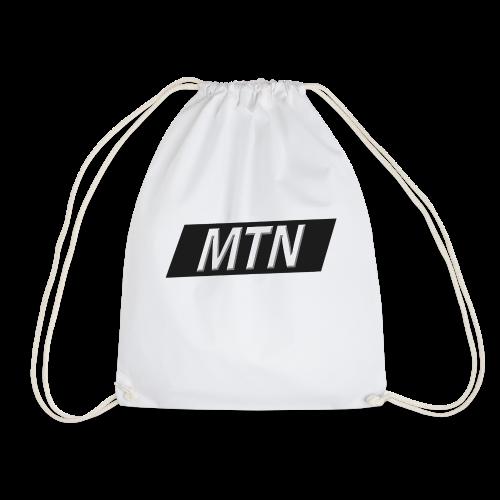 MTN BoxLogo T-shirt herre - Drawstring Bag