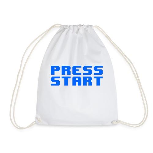 Press Start - Sacca sportiva