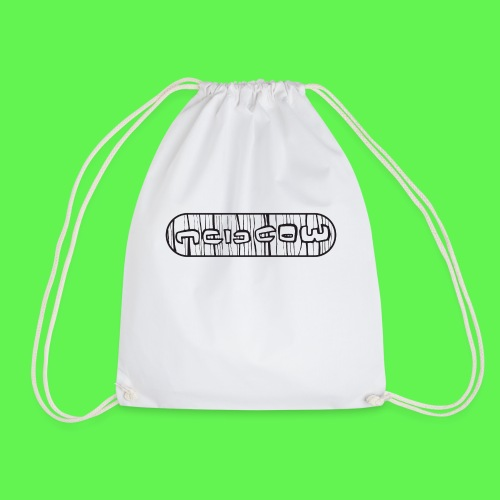 Acid cow - Drawstring Bag