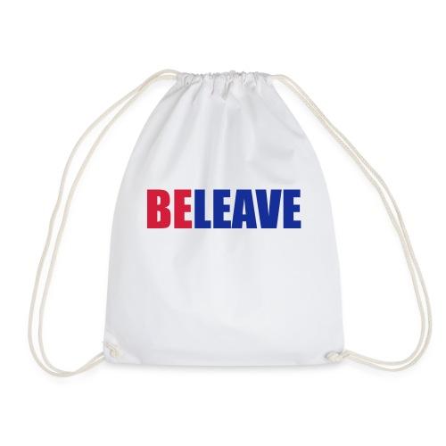 BeLeave - Drawstring Bag