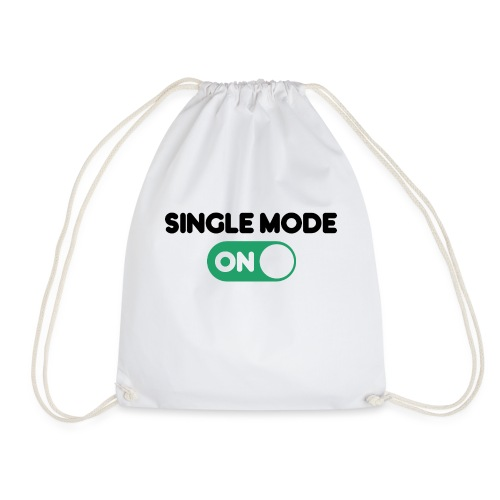 single mode ON - Sacca sportiva