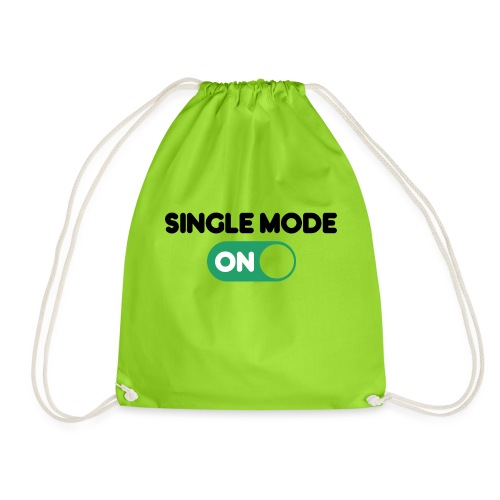 single mode ON - Sacca sportiva