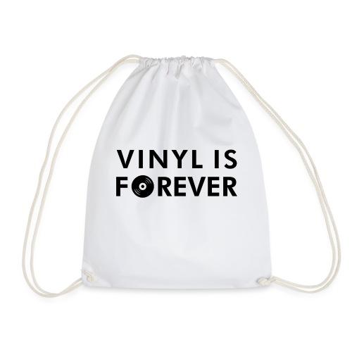 Vinyl is forever - Sacca sportiva