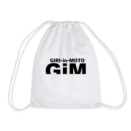 GiM nero - Sacca sportiva