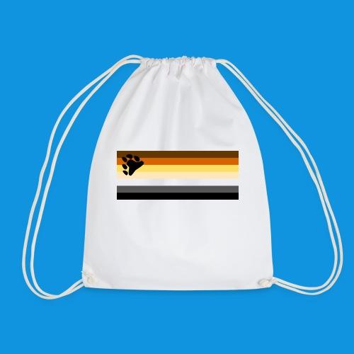 Bear Flag tank - Drawstring Bag