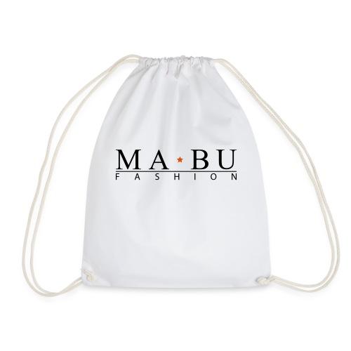 mabu-fashion_schwarz-gelb - Turnbeutel