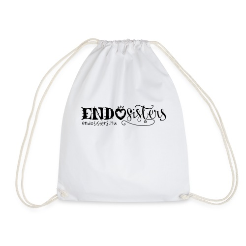 EndoSisters Logo - Gymnastikpåse