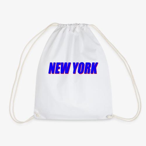 Giants - New York - Drawstring Bag