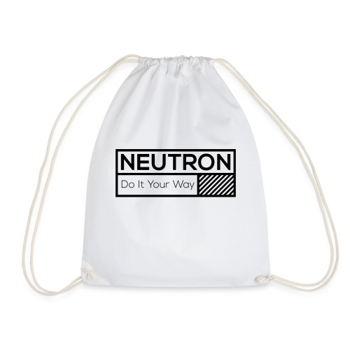 Neutron Vintage-Label - Turnbeutel