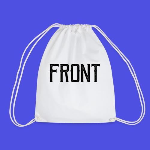 Front tshirt - Gymtas