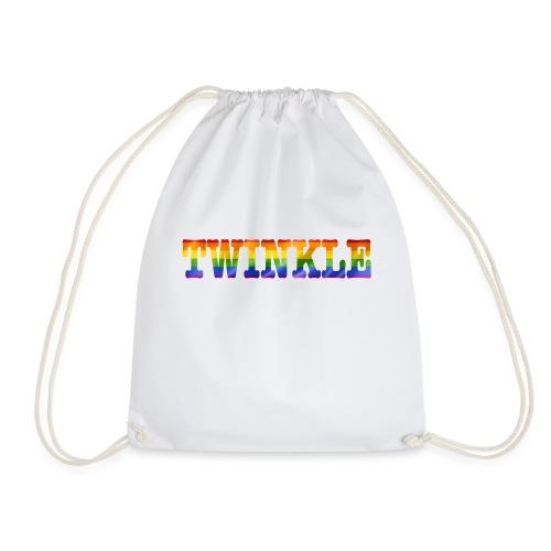 twinkle - Drawstring Bag
