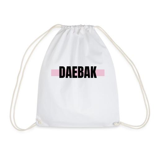 Daebak #pink - Sac de sport léger