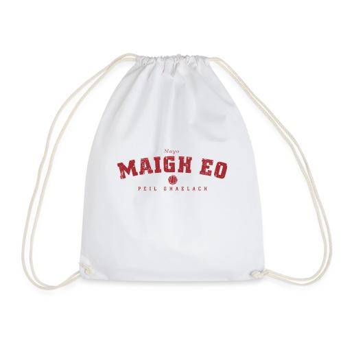 mayo vintage - Drawstring Bag