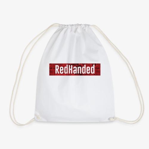 RedHanded - Drawstring Bag