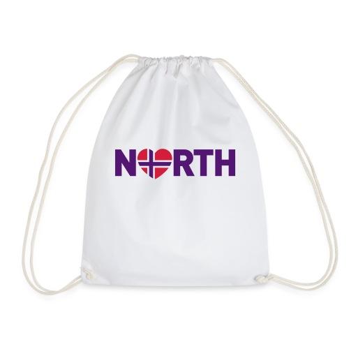 Nord-Norge på engelsk - plagget.no - Gymbag