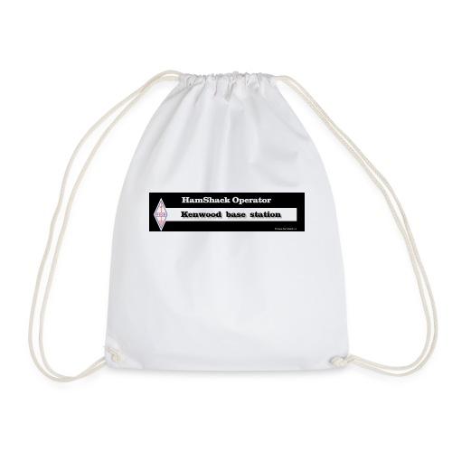 Tshirt Back KenwoodBaseStat - Drawstring Bag
