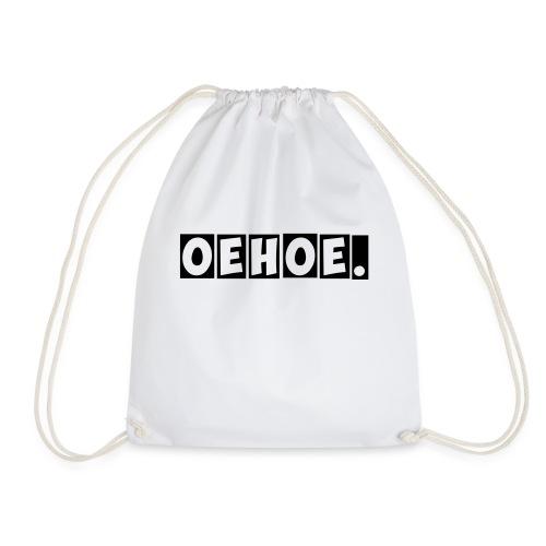 Oehoe_1_kleur - Gymtas