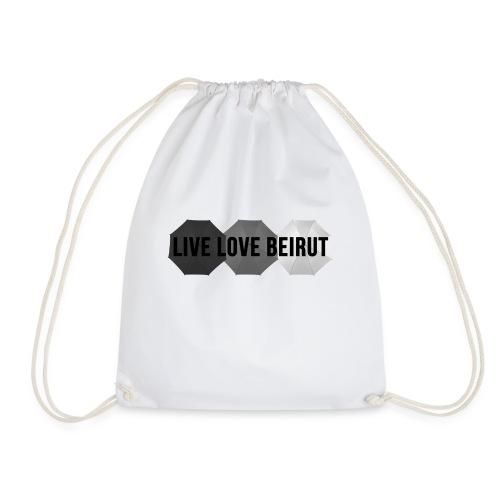 LIVE LOVE BEIRUT - Sac de sport léger