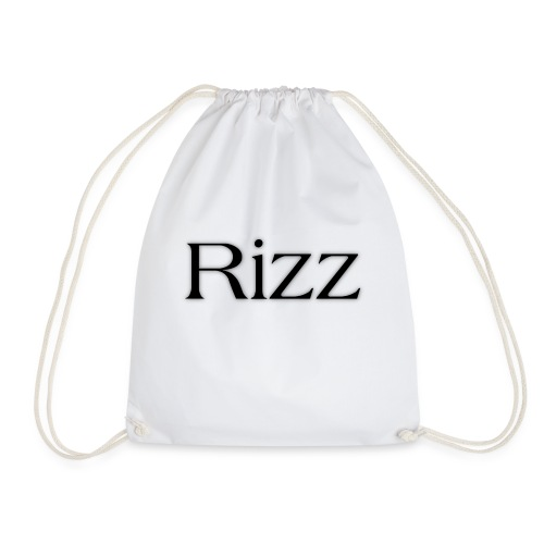 cooltext193349288311684 - Drawstring Bag