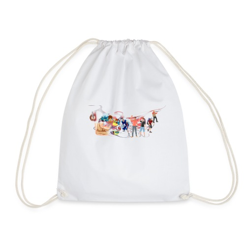 Miami - Drawstring Bag