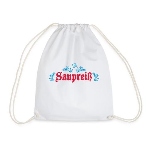 Saupreiß - Turnbeutel