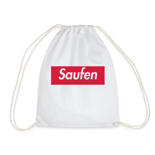 Saufen - Turnbeutel