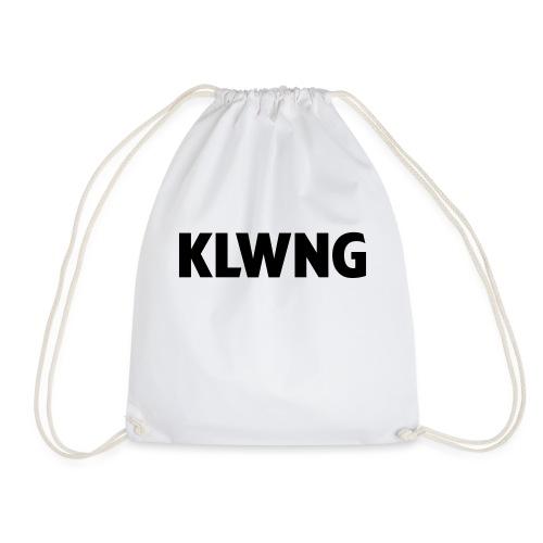 KLWNG alias KALWANG - Turnbeutel