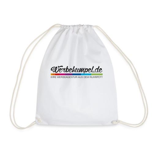 Werbekumpel Domain Logo - Turnbeutel