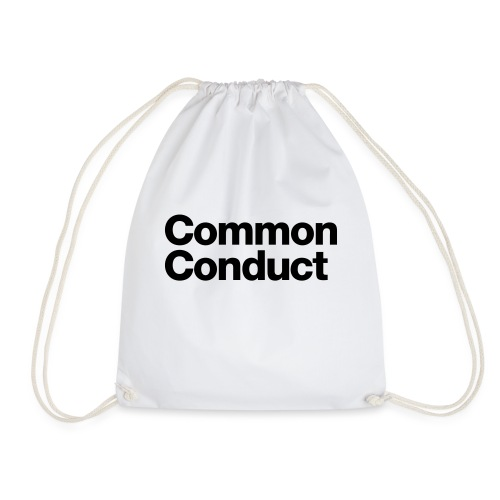 Common Sports - Drawstring Bag