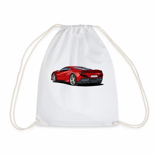 Supercar - Drawstring Bag