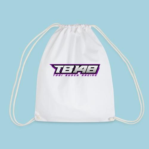 Tob Logo Lila - Turnbeutel