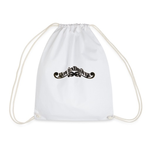 HOVEN DROVEN - Logo - Drawstring Bag