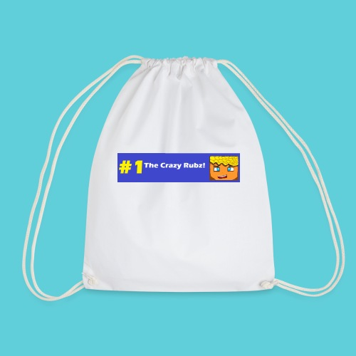 #1 The Crazy Rubz! - Drawstring Bag