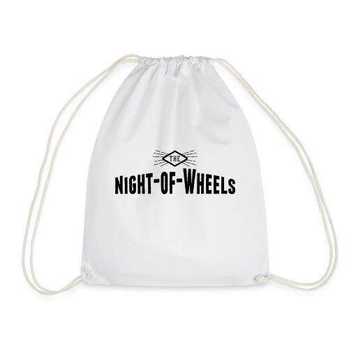 Night of Wheels - Turnbeutel