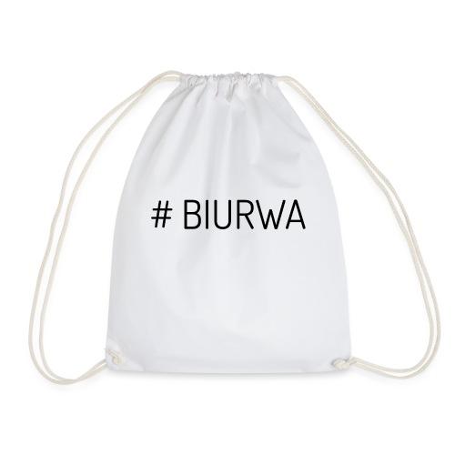 #Biurwa - Worek gimnastyczny