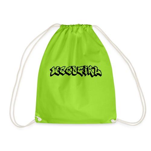 WEEDGIRL - Drawstring Bag