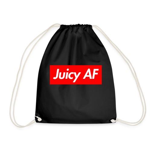 Juicy AF Front - Turnbeutel