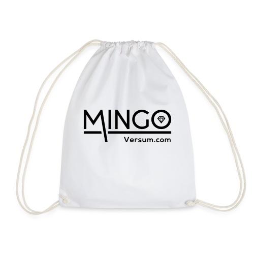 mingoversum akademie nw logo - Drawstring Bag